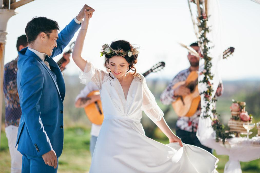 Les 8 indispensables d'un mariage d'été bien organisé